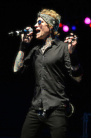 POMPANO BEACH FL - JUNE 25: Buckcherry perform at The Pompano Beach Amphitheater on June 25, 2016 in Pompano Beach, Florida. Credit: mpi04/MediaPunch