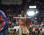 Mississippi's Terrance Henry vs. Florida at the Tad Smith Coliseum in Oxford, Miss. on Saturday, February 20, 2010 in Oxford, Miss. Florida won 64-61.
