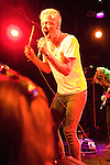 Imagine Dragons performing at the Roxy for the Sunset Strip Music Festival in Los Angeles, California, August 20, 2011.
