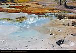 Mud Volcano, Hayden Valley, Yellowstone National Park, Wyoming