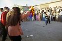 Irak 2000.Danses au cours d'un mariage à coté de Kala Diza.    Iraq 2000.Dance in a wedding
