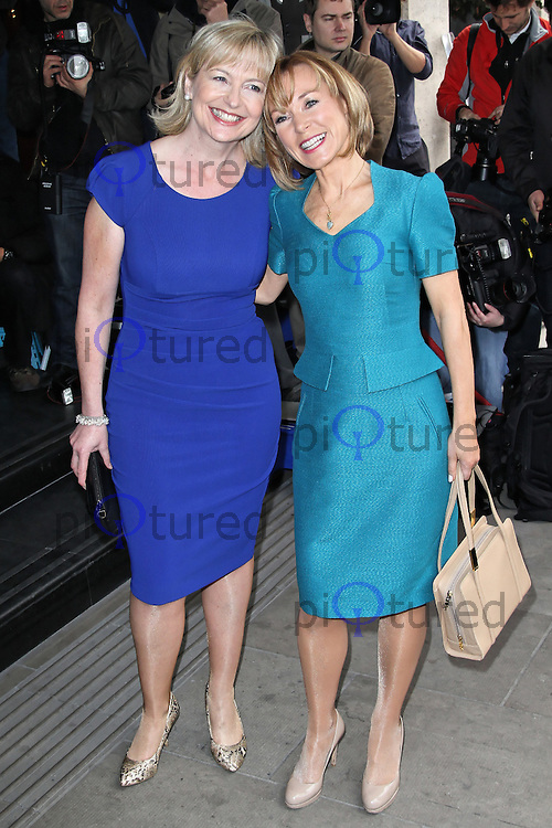 images of Carol Kirkwood Sian Williams 43 Tabloidtruths