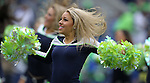 Seattle Seahawks dance squad, The Seagals,  preforms during halftime in their game against the Philadelphia Eagles at CenturyLink Field in Seattle, Washington on November 20, 2016.  Seahawks beat the Eagles 26-15.   ©2016. Jim Bryant Photo. All Rights Reserved.