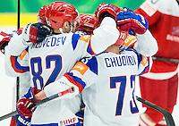 20150506: CZE, Ice Hockey - 2015 IIHF Ice Hockey World Championship, Day 6