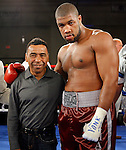 July 25, 2007: Andre Berto vs Cosme Rivera