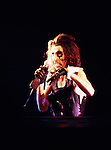 Alice Cooper 1979 on Hidnight Special.© Chris Walter.