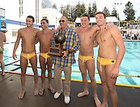 Cal Waterpolo M vs Stanford , November 12, 2016