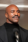 February 27, 2007: Evander Holyfield vs Vinnie Maddalone Press Conference