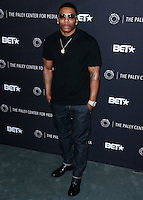 BEVERLY HILLS, CA, USA - OCTOBER 14: Nelly arrives at the Paley Center for Media's An Evening with BET Networks' 'Real Husbands of Hollywood' held at the The Paley Center for Media on October 14, 2014 in Beverly Hills, California, United States. (Photo by Xavier Collin/Celebrity Monitor)