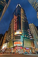 Five Times Square, Earnst and Young,  Building, designed by Kohn Pedersen Fox Associates, Times Square, Manhattan, New York City, New York, USA
