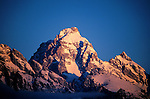 Wyoming: Grand Teton National Park, dawn winter, wyjack104  .  Photo copyright Lee Foster, www.fostertravel.com, 510/549-2202, lee@fostertravel.com.