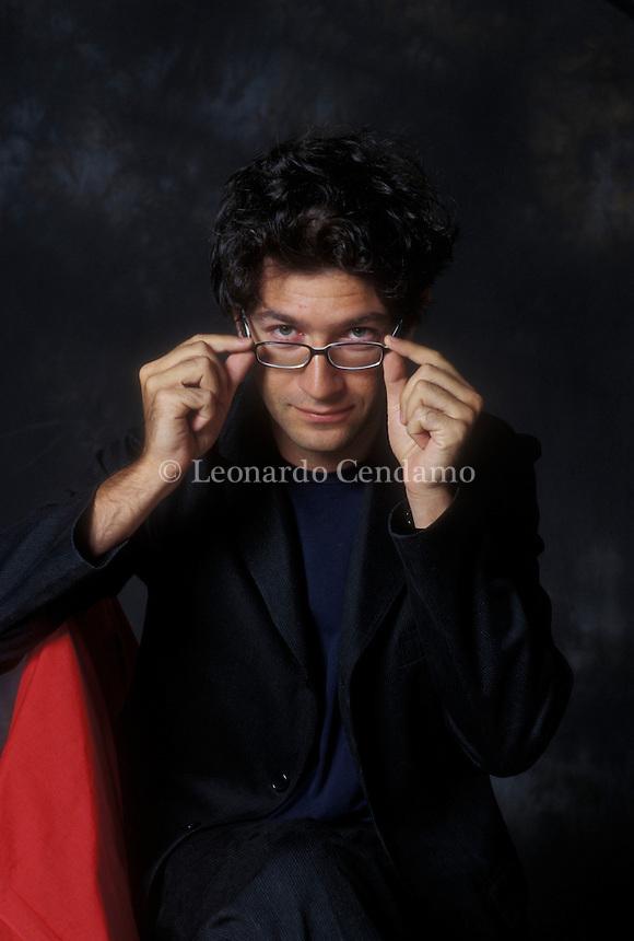 2004: LUCA MORENA  © Leonardo Cendamo