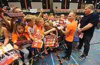 TURNEN: HEERENVEEN: 09-07-2016, Sportstad Heerenveen, Kwalificatiewedstrijd OS turnen, Yuri van Gelder, ©foto Martin de Jong
