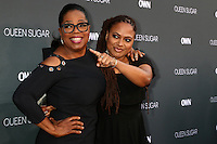 BURBANK, CA - AUGUST 29: Oprah Winfrey, Ava DuVernay<br />at the Premiere Of OWN's &quot;Queen Sugar,&quot; Warner Brothers Studios, Burbank, CA 08-29-16Credit:  David Edwards/MediaPunch