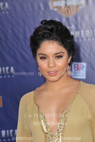 "Vanessa Hudgens at the premiere of ""Captain America: The First Avenger"" at the El Capitan Theatre, Hollywood..July 19, 2011  Los Angeles, CA.Picture: Paul Smith / Featureflash"