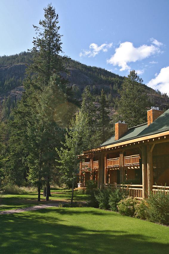 Freestone Inn in the Cascade Mountains of Washington State