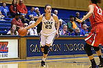 17 December 2015: Duke's Rebecca Greenwell. The Duke University Blue Devils hosted the Liberty University Flames at Cameron Indoor Stadium in Durham, North Carolina in a 2015-16 NCAA Division I Women's Basketball game. Duke won the game 79-41.