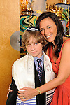 Elegant, relaxed family sanctuary photos at CSI Synagogue, in Briarcliff Manor, Westchester, New York.