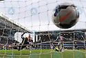Football - Aston Villa v Norwich City - Barclays Premier League - Villa Park - 2/3/14 Wes Hoolahan scores the first goal for Norwich Mandatory Credit: Action Images / Paul Currie