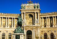 Hofburg (Imperial Palace), Vienna, Austria