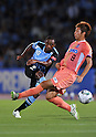 Juninho (Frontale), July 27, 2011 - Football / Soccer  : 2011 J.LEAGUE Yamazaki Nabisco Cup, 1st Round 2nd Leg match between Kawasaki Frontale 3-1 Sanfrecce Hiroshima at Kawasaki Todoroki Stadium, Kanagawa, Japan. (Photo by Atsushi Tomura /AFLO SPORT) [1035]