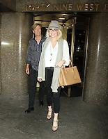 JUN 23 Jack Wagner & Josie Bissett in New York