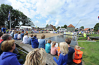 FIERLJEPPEN: IJLST: 06-08-2016, FK Fierleppen Jeugd, ©foto Martin de Jong