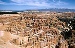 Utah: Bryce Canyon Natl Park.  Silent City.  Photo #: utpark105..Photo copyright Lee Foster, www.fostertravel.com, 510/549-2202, lee@fostertravel.com