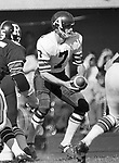 Joe Theismann Toronto Argonauts Quarterback 1971. Copyright photograph Scott Grant/
