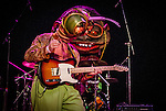 Big Nazo Band performs at Lupo's in Providence