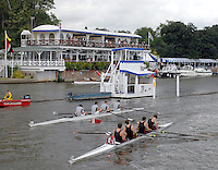 Henley, Great Britain.  in a heat of the h Challenge Cup, at  Henley Royal Regatta. Henley Reach, England 04.07.2007 [Mandatory credit Peter Spurrier/ Intersport Images]. Rowing Courses, Henley Reach, Henley, ENGLAND . HRR.