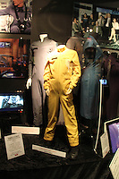 Wardrobe from &quot;Enders Game&quot;<br /> at the Celebration of Entertainment Awards Exhibit Opening, The Hollywood Museum, Hollywood, CA 02-19-14<br /> David Edwards/Dailyceleb.com 818-249-4998