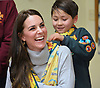 Kate Middleton Celebrates Cubs' 100th Anniversary