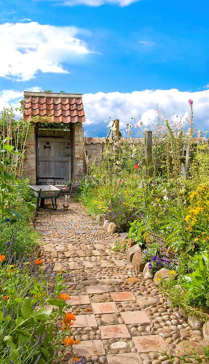 Homemade Garden Art