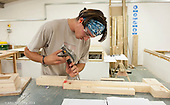Carpentry and joinery training, Able Skills, Dartford, Kent.