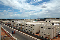 Netaji Apparel Park in Tirupur, Tamilnadu. First of its kind in the country. After lifting of quota system in textile export on 1st january 2005. Tirupur has become the biggest foreign currency earning town of India.