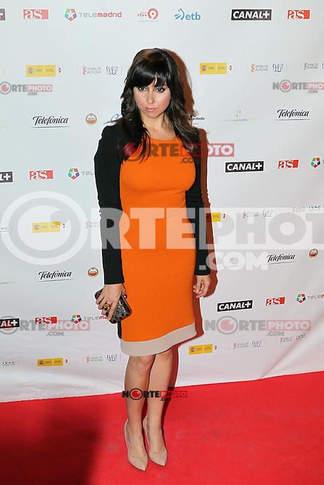 Carmen Ruiz - Premiere En Fuera De Juego - photocall in Madrid