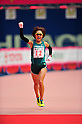 Yoko Shibui (JPN),.MARCH 11, 2011 - Marathon : Nagoya Women's Marathon 2012 Start &amp; Goal at Nagoya Dome, Aichi, Japan. (Photo by Jun Tsukida/AFLO SPORT)[0003].