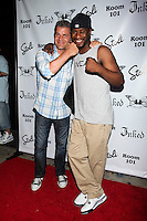 Tom Murro and Eric Kelly attend Inked Magazine release party celebrating August issue, New York. July 17, 2012 © Diego Corredor/MediaPunch Inc.