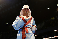 Sam McNess defeats Zaurs Sadihovs during a Boxing Show at the Copper Box Arena on 20th May 2017