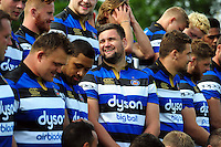 Elliott Stooke of Bath Rugby. Bath Rugby Media Day on August 24, 2016 at Farleigh House in Bath, England. Photo by: Patrick Khachfe / Onside Images
