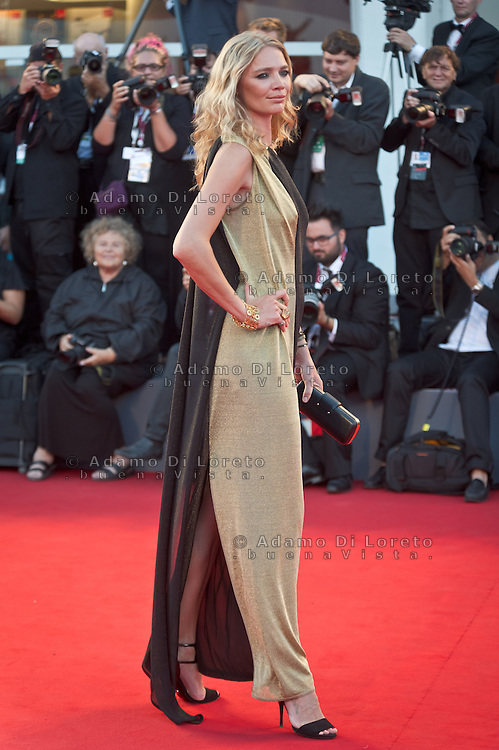 Jodie Kidd attends the 'Under The Skin' Premiere during the 70th Venice International Film Festival at Sala Grande on September 3, 2013. (Photo by Adamo Di Loreto/BuenaVista*photo)