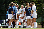12 September 2009: North Carolina's Whitney Engen (9). The University of North Carolina Tar Heels defeated the Texas A&M University Aggies 2-0 at Fetzer Field in Chapel Hill, North Carolina in an NCAA Division I Women's college soccer game.