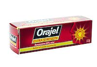 Orajel, Toothache Relief - Mar 2013.