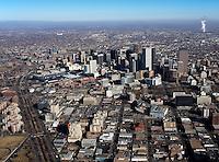 aerial photograph Denver, Colorado
