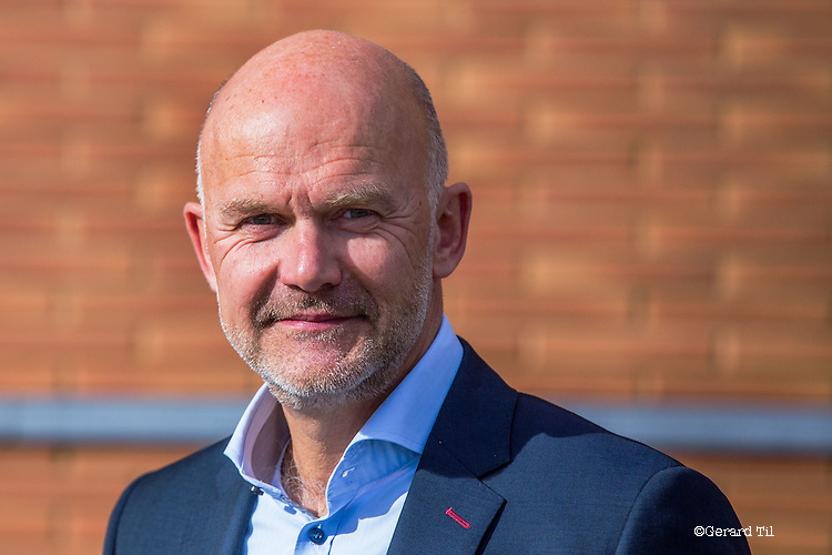 Nederland, Houten 16-10-2016 Gert Ysebaert CEO Mediahuis. Foto: Gerard Til