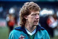 Jimmy Nicholl, N Ireland & Toronto Blizzards footballer, 19850505JN..Copyright Image from Victor Patterson, 54 Dorchester Park, Belfast, UK, BT9 6RJ..Tel: +44 28 9066 1296.Mob: +44 7802 353836.Voicemail +44 20 8816 7153.Skype: victorpattersonbelfast.Email: victorpatterson@me.com.Email: victorpatterson@ireland.com (back-up)..IMPORTANT: If you wish to use this image or any other of my images please go to www.victorpatterson.com and click on the Terms & Conditions. Then contact me by email or phone with the reference number(s) of the image(s) concerned.