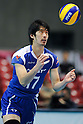Ayumu Shinoda (Arrows), MARCH 6, 2011 - Volleyball : 2010/11 Men's V.Premier League match between Oita Miyoshi Weisse Adler 1-3 Toray Arrows at Tokyo Metropolitan Gymnasium in Tokyo, Japan. (Photo by AZUL/AFLO)