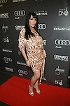 VH-1 Mob Wives' Rene Graziano attends New Premium Lounge Signed by INDASHIO Men's Collection Fashion Show at AUDI FORUM, NY  9/13/11