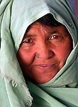 Qamer, an ethnic Hazara refugee from Afghanistan, living in Quetta, Pakistan..